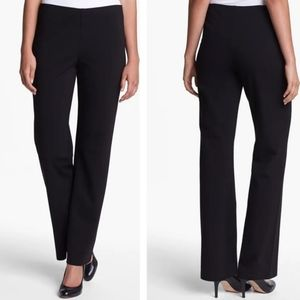 Eileen Fisher | Straight Ponte Knit Trousers